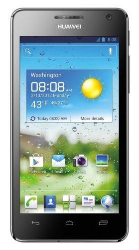Huawei Ascend G 600 schwarz für 184,94 € @ Amazon