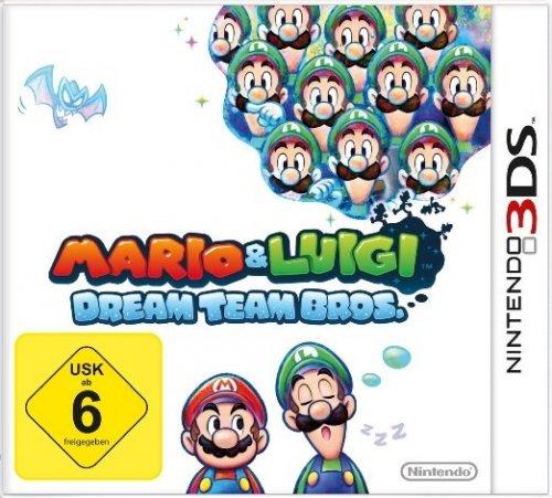 Mario & Luigi: Dream Team Bros. für 33,33€ bei amazon