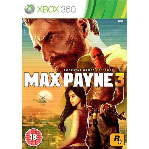 XBox 360 - Max Payne 3 für €11,59 [@Zavvi.com]