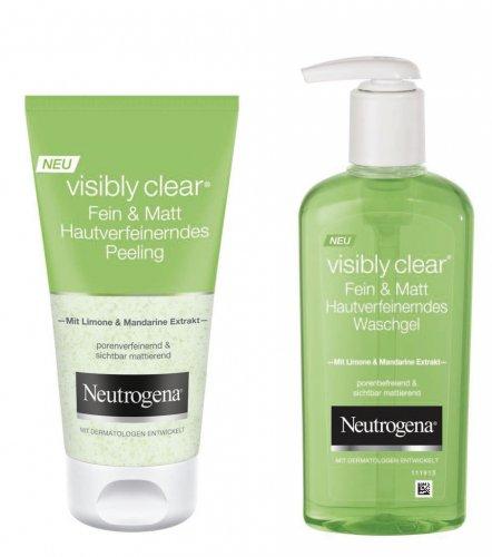 [Facebook] Rossmann Produkttest  Neutrogena Visibly Clear