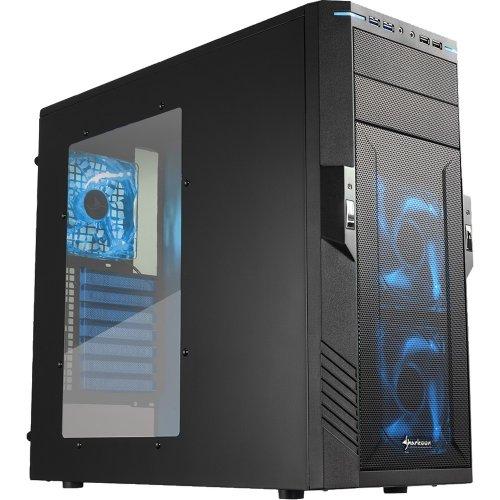 Sharkoon PC Gehäuse T28 bei Olano für 45,30 € (red, blue)