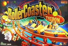 [DRM-frei] Rollercoaster Tycoon Franchise @ GOG