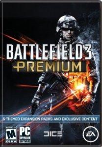 Battlefield 3 Premium Service für 11,66€