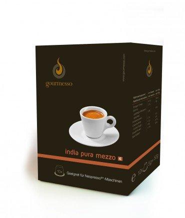 150 Gourmesso Kaffeekapseln verschiedene Sorten für 31,20€