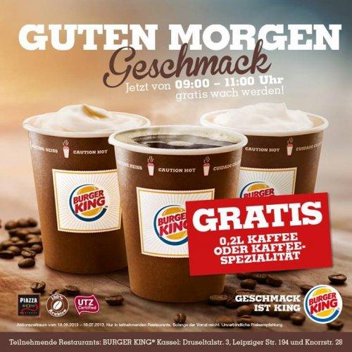 Gratis Kaffee @(Kassel)