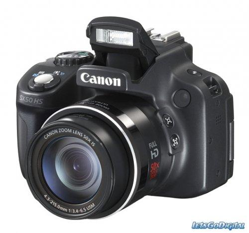 Canon Powershot SX50 HS 371€ und evtl. billiger