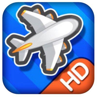 [iOS] Flight Control (HD) kostenlos! sonst 4,49€ (iPad) bzw. 0,89€ (iPhone)