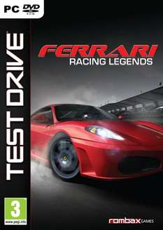 [Steam] Test Drive: Ferrari Racing Legends