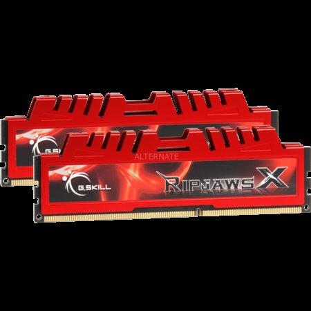 [ZackZack]  G.Skill RipjawsX Arbeitsspeicher DIMM 8 GB DDR3-1333 Kit