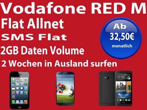[ebay] iphone 5 allflat, original vodafone red m, 32,90€ mtl. für junge leute