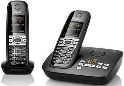 Gigaset Festnetztelefon C610A Duo mit 2 Handteilen zu 79,99€ @ Groupon (idealo 107€)