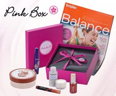 46 % Rabatt für die Pink Box