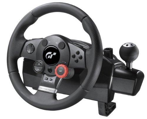 Logitech™ - Driving Force GT Lenkrad (PC,PS2,PS3) für €105,83 [@Amazon.es]