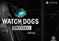 [PS4] Watch Dogs - DEDSEC_Edition Amazon Exklusiv - 69,99€