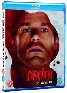 Dexter - Season 5 [Blu-ray] @ amazon.co.uk
