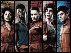 Misfits Season 1-4 Blu-ray O-Ton @ amazon.co.uk