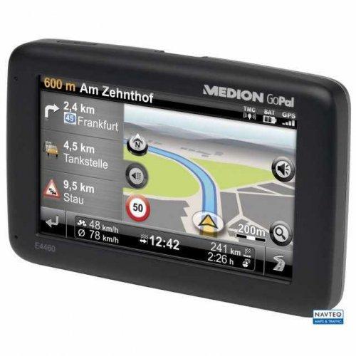 Medion E4460 Navigationsgerät mit EU-Karten (B-Ware) für 66€ (Idealo 129€)