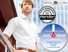 "Ab 15.07.2013: ROYAL CLASS® SELECTION Hemd, 1/2-Arm ""Cool and Fresh"" 14,99 EUR bei Aldi Süd"