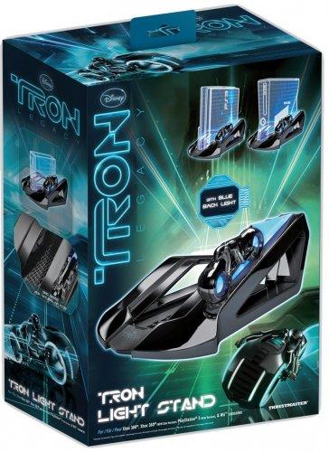 Thrustmaster Tron Lightstand Dockinstation Fuß Vertikal mit Beleuchtung für Wii / PS3 / Xbox360 für 8,99 EUR inkl. Versand @ Amazon.de