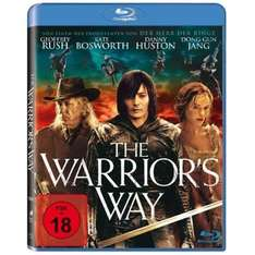 The Warrior's Way [Blu-ray](FSK 18-UNCUT) für 8€ @Redcoon