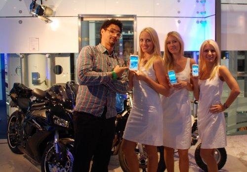 ?SAMSUNG Galaxy S3 16GB weiß @ Saturn Hansa?