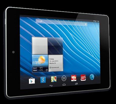 Acer Iconia A1-810 Tablet (8GB) inkl. effektiv kostenlosem 2-Jahres-Abo SPORT BILD PLUS & ePaper oder AUTO BILD