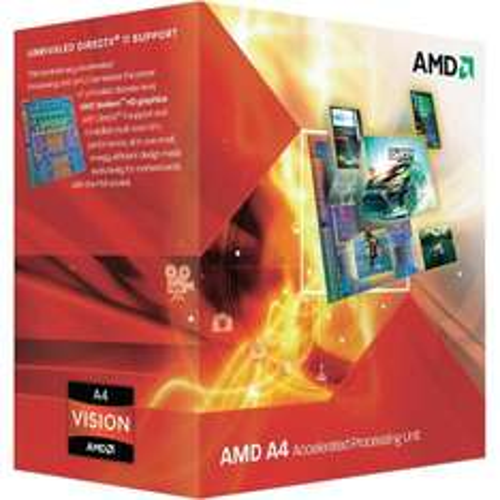 [CONRAD] AMD A4-3400 APU mit AMD Radeon für 25€