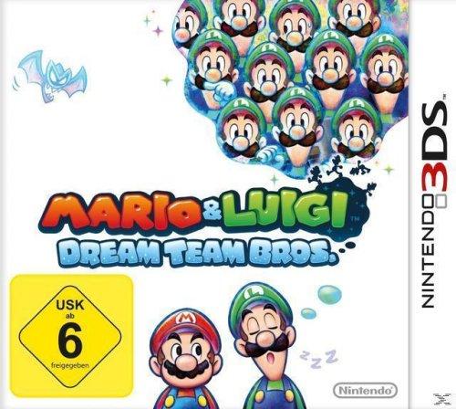 Mario & Luigi: Dream Team Bros. mit Gutschein für 30€