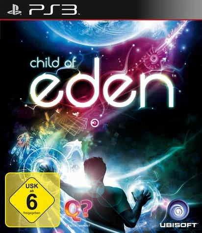 [PS3] Child Of Eden - 5,99 (inkl. VK) @buecher.de