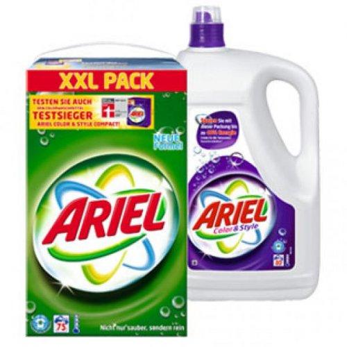 Ariel Waschmittel nur 14 cent / Waschladung