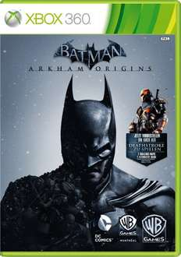 Batman: Arkham Origins für 49,99 Euro (PS3 / Xbox360) und 39,99 Euro (PC) inkl. Steelbook