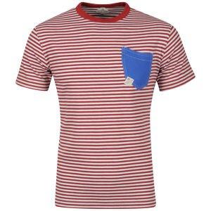 @TheHut.com: Herren T-Shirt Urban Stone Men's Phippie Fine Stripe für 12,49€ Größen S-XXL (kostenloser Versand)