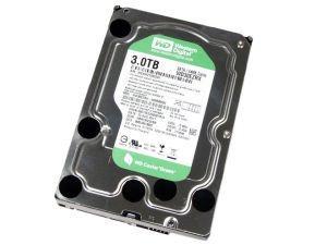 """3000GB 3TB 3,5"""" Festplatte intern Western Digital WD30EZRX 64MB für 99,99€ bei Ebay Playcom-321"""