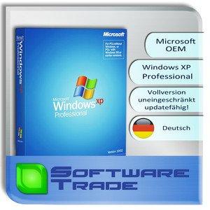 Windows XP Professional DEUTSCH SP3 für 12€ @Ebay