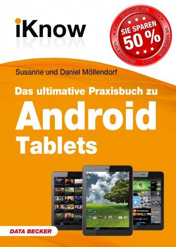 Umfassendes E-Book zu Android-Tablets bis Sonntag 50% reduziert