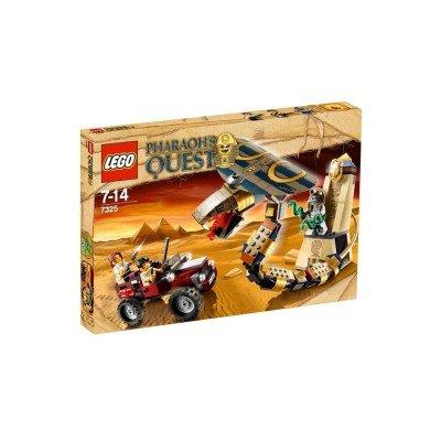 LEGO 7325 Pharaoh's Quest - Verwunschene Kobra für 11,99€
