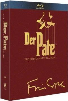 Der Pate - The Coppola Restoration [Blu-ray] ohne Vsk für 21,25 € [bol.de]