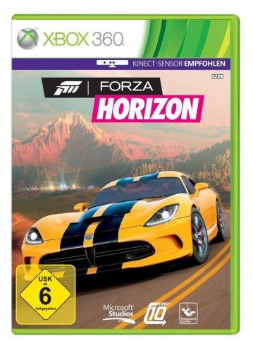 Xbox 360 - Forza Horizon für 18,36 @zavvi.com