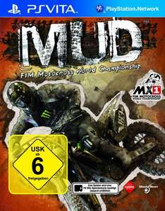 PS Vita - MUD: FIM Motocross World Championship für 14,59 @zavvi.com