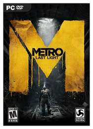 [STEAM] METRO: Last Light Digital Download, Preisfehler 0,01$!
