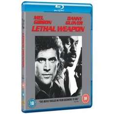 (UK)  Lethal Weapon (Blu-ray) für 3.79€ @ Play (Allyourmusic)