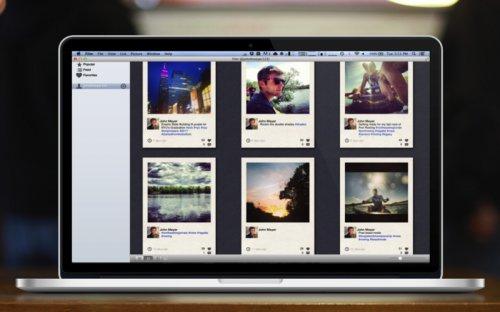 [MAC] Film (Instagram Client für den Mac)