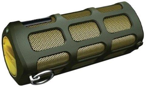 Philips SB7220 - Tragbarer Bluetooth-Lautsprecher mit integriertem Mikrofon und Berührungssensor