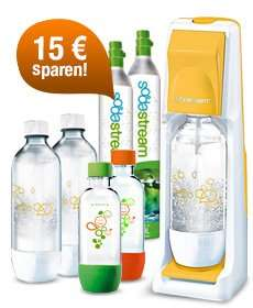 Sodastream family pack