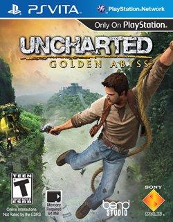 PSN Store: Uncharted: Golden Abyss (PSVITA) 9,99€