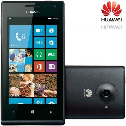 Huawei Ascend W1 Black Original ohne Branding für nur 111€ auf Ebay - Wow Deal