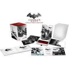 Batman: Arkham City Collector's Edition Xbox 360 bei Zavvi