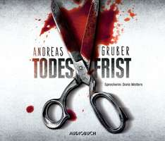 Todesfrist [Audiobook] [Audio CD]