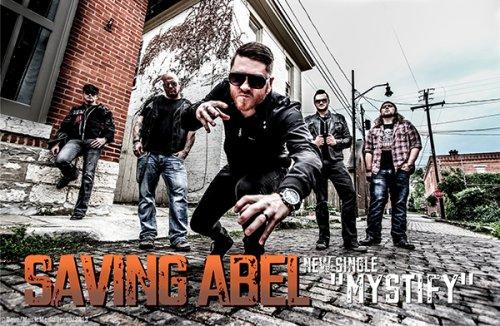 """Neue Single von Saving Abel """"MYSTIFY"""" kostenlos downloaden"""