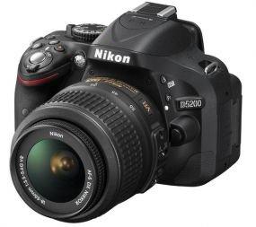 NIKON D5200 mit 18-55mm VR für 619.- abzüglich 50.- Nikon-Cashback bei Amazon inkl. VSK